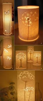 Diy Lampshade 20 Interesting Do It Yourself Chandelier And Lampshade Ideas For