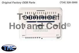 lennox touchscreen thermostat. lennox 13h15 commercial programmable thermostat touchscreen l