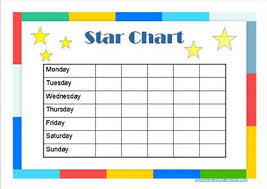 Gold Star Sticker Chart 37 Specific Childrens Star Chart