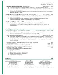 Cosmetology Resume Samples 10 Samples You Must Resumes Photo