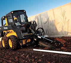 worksite pro attachments from john deere worksite pro trencher attachment