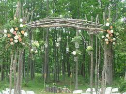 mason jars wedding arch hanging mason jars with candles and flowers is a great inexpensive