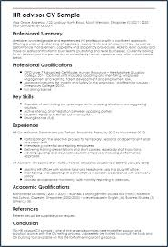 Sample Resume After Career Break Resume Layout Com