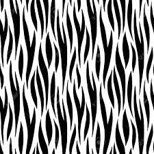 Tiger Pattern Amazing Abstract Print Animal Seamless Pattern Zebra Tiger Stripes