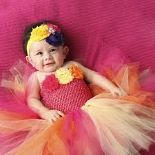 girls baby photos new design baby girls dress clothes for birthday outfit yellow hot