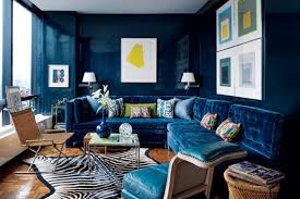 best living room paint colors peacock blue