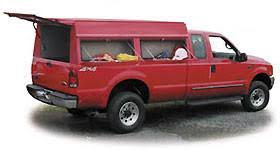Reading Space Cap Steel Truck Toppers | Truck Equipment - STS ...