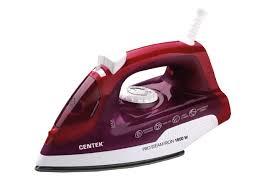 <b>Утюг CENTEK CT-2347 PURPLE</b> (пурпур) 1800Вт, антипригар ...