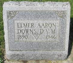 Dr Elmer Aaron Downs (1890-1946) - Find A Grave Memorial