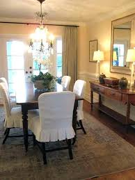 dining room table chair covers table chairs covers stylish slipcovers dining room skirt example dining room