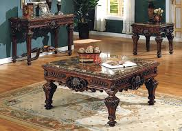 Imperial Coffee Table Mcferran Imperial Occasional Table