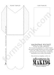 Pocket Card Templates Magdalene Project Org