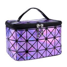 South Korea large capacity portable cosmetic bag 3D laser ... - Vova