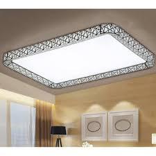 modern lighting flush mount. rectangle led bedroom modern flush mount ceiling lights lighting