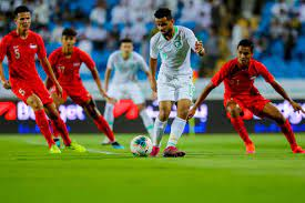 بث مباشر | مشاهدة مباراة السعودية وسنغافورة في كأس العالم 2022 - صحيفة سبورت