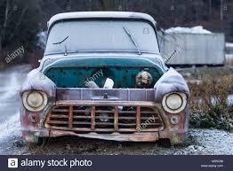 Chevrolet Truck 1950s Stock Photos & Chevrolet Truck 1950s Stock ...