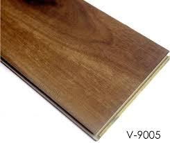 chic interlocking vinyl flooring plastic wood floor tile interlocking wpc vinyl plank flooring