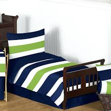 navy blue and green nursery bedding design ideas