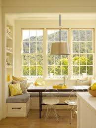 Bay Window Kitchen Kitchen Top Bay Window Kitchen Awesome Breakfast Nook Banquette