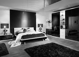 Modern Bedroom Black Contemporary Black Gray And White Master Bedroom A Grayscale