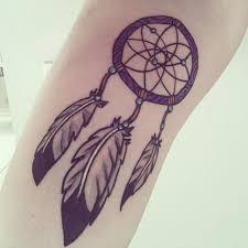 Purple Dream Catcher Tattoo Collection of 100 Cute Dream Catcher Tattoo On Arm 58
