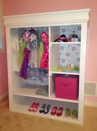 Closet Childrens Dress Up Wardrobe In Conjunction With Dress Up