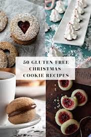 50 gluten free cookie recipes