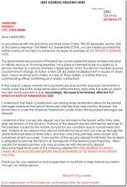 lease termination letter how to write