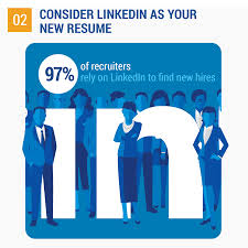 steps to create the perfect social resume michael page consider linkedin as your new resume
