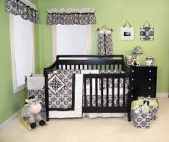 baby nursery furniture in a black and white nursery baby nursery furniture