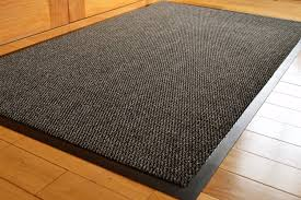 Non Slip Kitchen Floor Mats Big Extra Large Grey And Black Barrier Mat Rubber Edged Heavy Duty