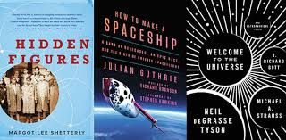 books on space exploration