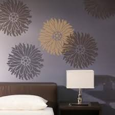Small Picture Floral Stencils Flower stencils for wall painting floral stencil