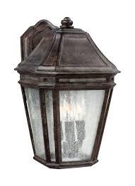 OLBKLEDLED Outdoor SconceBlack - Exterior sconce lighting