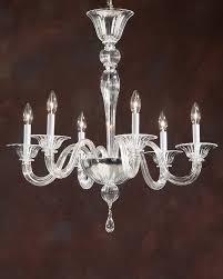 stylish murano glass chandelier regarding venetian chandeliers idea 17