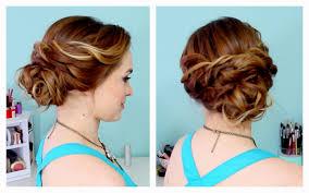 easy wedding updos long hair