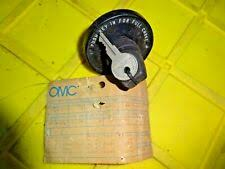 omc ignition switch brp omc evinrude ignition key switch push to choke 508602 6 pole