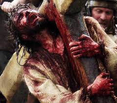 Image result for Christ bleeding on the cross