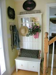 for a diy i could purchse two or three random old doors then attatch them to