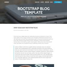 One Page Menu Template Free Free Html Bootstrap 4 Menu Template