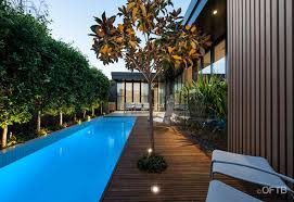 Small Picture OFTB Melbourne landscaping pool design construction project
