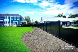 black vinyl privacy fence. Black Vinyl Fence Privacy Panels Fencing From
