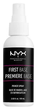 <b>Праймер</b> для лица <b>NYX Professional Makeup</b> First Base Primer Spray