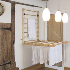 novel ways with drying racks ideal home