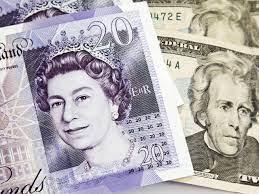 زوج جنيه استرليني/دولار أمريكي GBP/USD يرتد عائدا دون مستوى 1.3850 بعد  تحقيق قمم شهرية فوق 1.3900
