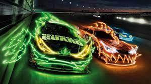 3d Car Racing Wallpaper