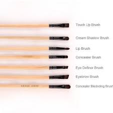 diffe types of eye makeup brushes 6831