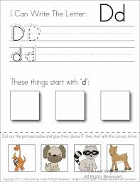 Letter O Cut And Paste Worksheets Worksheets for all | Download ...