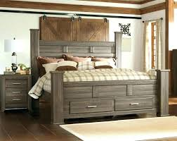 platform bed frame with drawers king – semndei.info