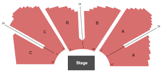 Grand Event Center Seating Chart Grand Casino Hinckley Event Center Tickets Hinckley Mn